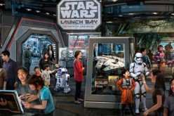 The Force Awakens as new Star Wars shops rumored to open at U.S. Disney parks before the end of the year