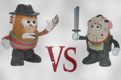 Freddy vs. Jason as Mr. Potato Head takes on the horror icons just in time for Halloween Horror Nights!