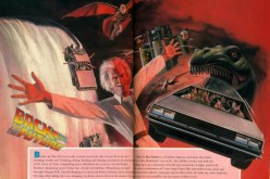 Roads? Back to the Future turns 30, blazes a path for movie and theme park standards