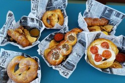 Mama's Pretzel Kitchen debuts at SeaWorld Orlando