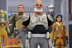 New York Comic Con getting a sneak peek at Star Wars Rebels Season 2!