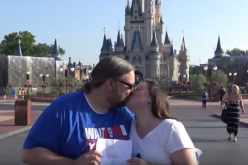 Couple finds out the biggest news of their lives at Walt Disney World