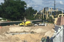 Busch Gardens Tampa construction ramps up as Cobra's Curse gets ready to strike