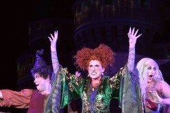 The witch is back! Hocus Pocus Villain Spectacular debuts at Mickey's Not So Scary Halloween Party!