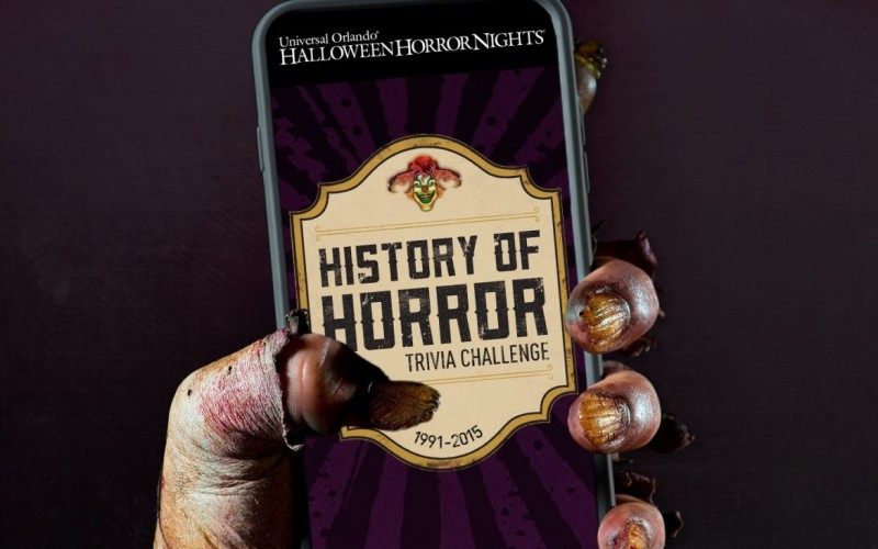 Test your knowledge of Halloween Horror Nights with an all new online game!