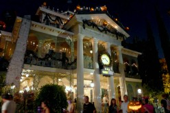 Halloween returns to Disneyland as pumpkins add fright, and Sandy Claws delights!