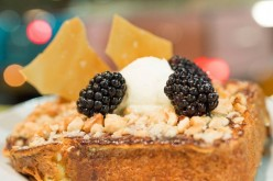 Breakfast available at Disney's Hollywood Studios Sci-Fi Dine In for a limited time