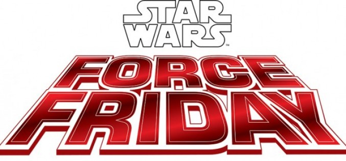 """Free """"Force Friday"""" events to bring new merchandise to Star Wars fans!"""