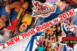 Six Flags New England getting Fireball, and will mark the return of Superman in 2016