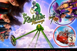 Six Flags Over Texas to release the villains with three new attractions for 2016!