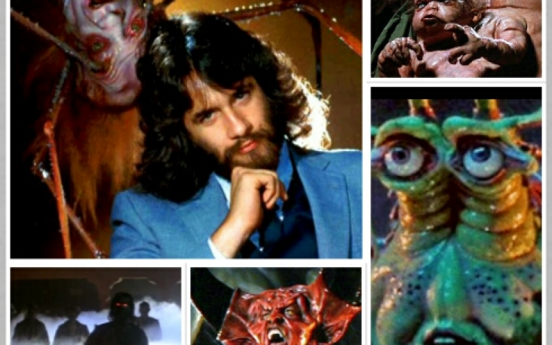 behind the thrills monday monster maker rob bottin. Black Bedroom Furniture Sets. Home Design Ideas