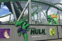Rumor Mill-Will Universal Orlando's Incredible Hulk be a B&M?