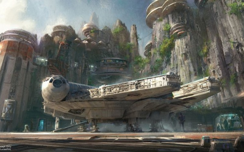 Star Wars Land construction to start in 2016, could give an idea of opening timeline