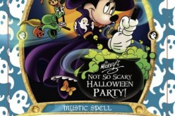 Minnie Mouse to bewitch Sorcerers Cards at Magic Kingdom Halloween party