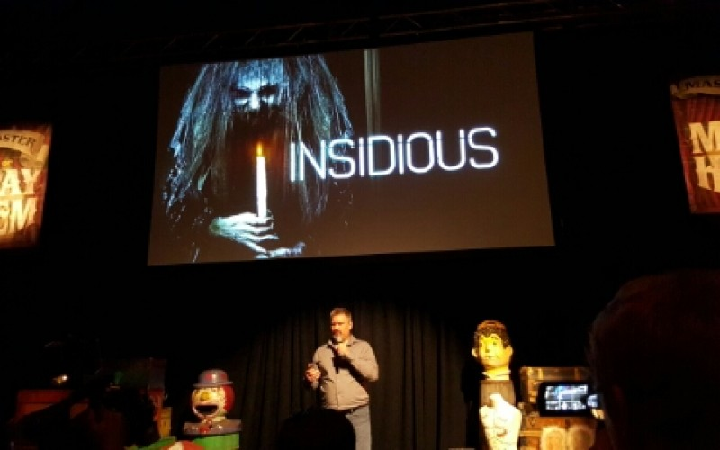 Behind the Thrills | Universal Orlando brings the creepy ...