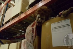 Unmasking the Horror of Universal's Halloween Horror Nights 25-Lights on tour of The Walking Dead