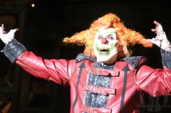 Jack the Clown destroys Halloween Horror Nights Orlando with bloody fun new show!