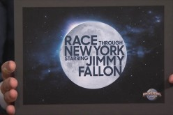 'Race Through New York Starring Jimmy Fallon' Attraction Set To Debut in 2017 at Universal Orlando Resort!