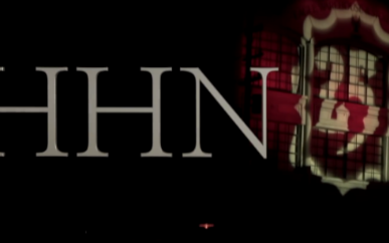 The best HHN 25 video you're ever going to see. Ever.