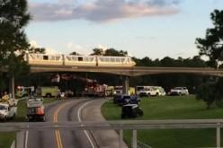 Walt Disney World monorail evacuated