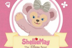 Shellie May, Duffy's best friend arriving in Disney parks