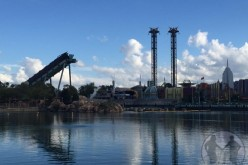 Incredible Hulk demolition nears completion at Universal Orlando