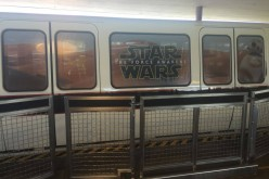 Star Wars Awakens on Walt Disney World's Monorail
