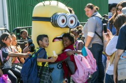 Universal Studios Hollywood Gives Back to the Community with their Annual 'Day of Giving'