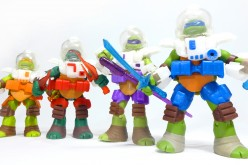 BTT Toybox: TMNT Dimension X Wave 1 Action Figures Review!