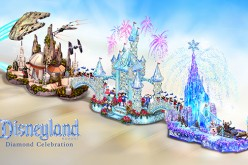 Disneyland's 60th Anniversary Rose Parade Float to Focus Heavily on Frozen and Star Wars