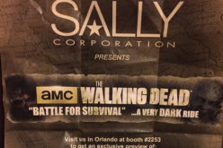 Sally Dark Rides to reveal The Walking Dead attraction at IAAPA next week!