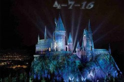 Harry Potter and the April 7, 2016 Wizarding World Hollywood opening date!
