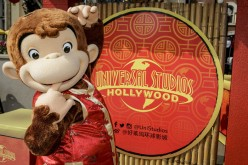 Celebrate 'Year of the Monkey' with Curious George and Mandarin Speaking Megatron at Universal Studios Hollywood!