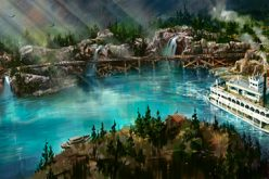 Rivers of America and Disneyland Railroad set to reopen next summer!