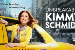 Unbreakable Kimmy Schmidt filming at Universal Orlando