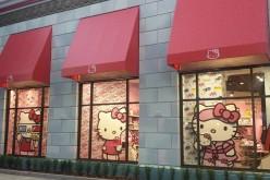 Hello Kitty soft opens at Universal Studios Florida