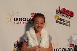 Kid stars take center stage as Legoland Florida premieres Lego Movie 4D!