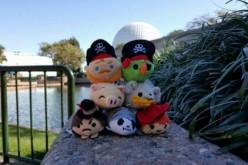 Pirates of the Caribbean Tsum Tsum plunder Walt Disney World!