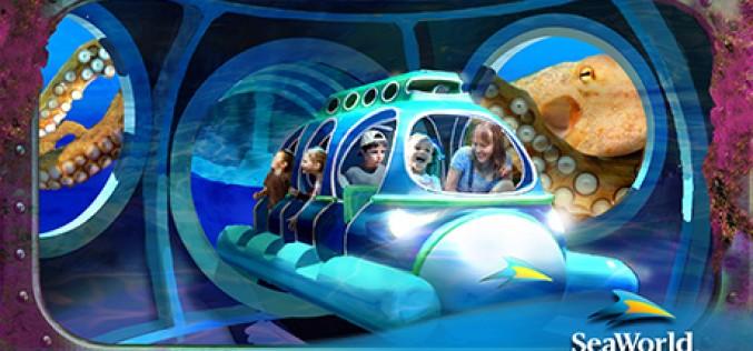 SeaWorld San Diego announces huge new Ocean Explorer for 2017