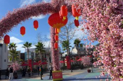 Chinese Tradition and Universal Magic Transform Universal Studios Hollywood for Lunar New Year!