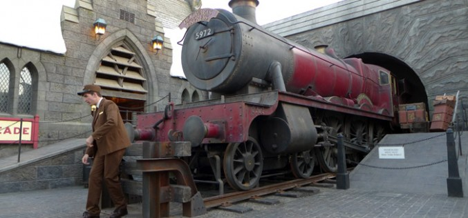 Harry Potter and the Universal Studios Hollywood Soft Opening!