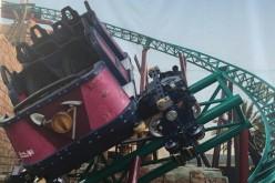 Busch Gardens Tampa reveals Cobra's Curse cars, and more details!