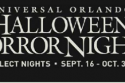 Dates and vacation packages rolling out for Halloween Horror Nights 26 at Universal Orlando