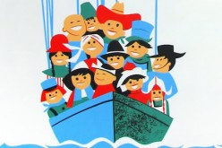 It's a Small World movie gets writers