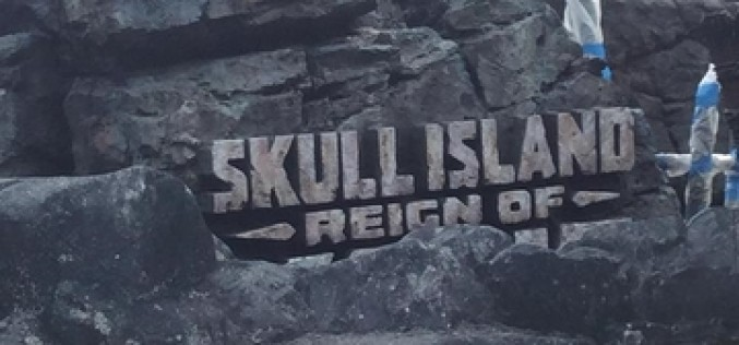 Skull Island plans it's Reign, as Hulk stages a comeback at Universal Orlando