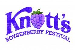 Celebrate Spring Break with Joey Chestnut, and the Knott's Boysenberry Festival!