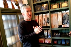 Inside The Wizarding World with 'Harry Potter' Art Director Alan Gilmore at Universal Studios Hollywood