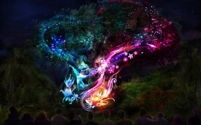 Disney's Animal Kingdom to bloom at night beginning this summer