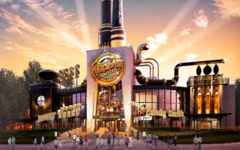 Toothsome Chocolate Factory coming to Universal Orlando's CityWalk