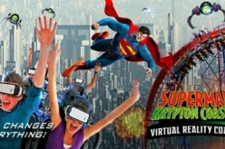 Virtual Reality Coasters to take over Six Flags parks this year!